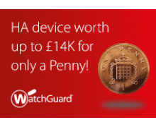 HA device worth up to £14K for only a Penny!